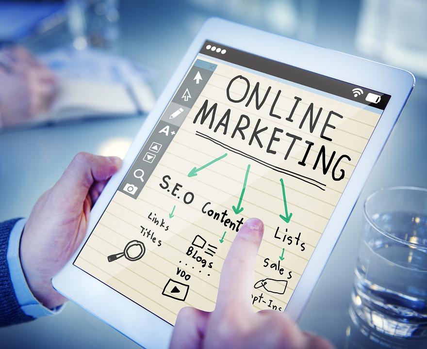 SEO - optimalizace jako nástroj marketingu