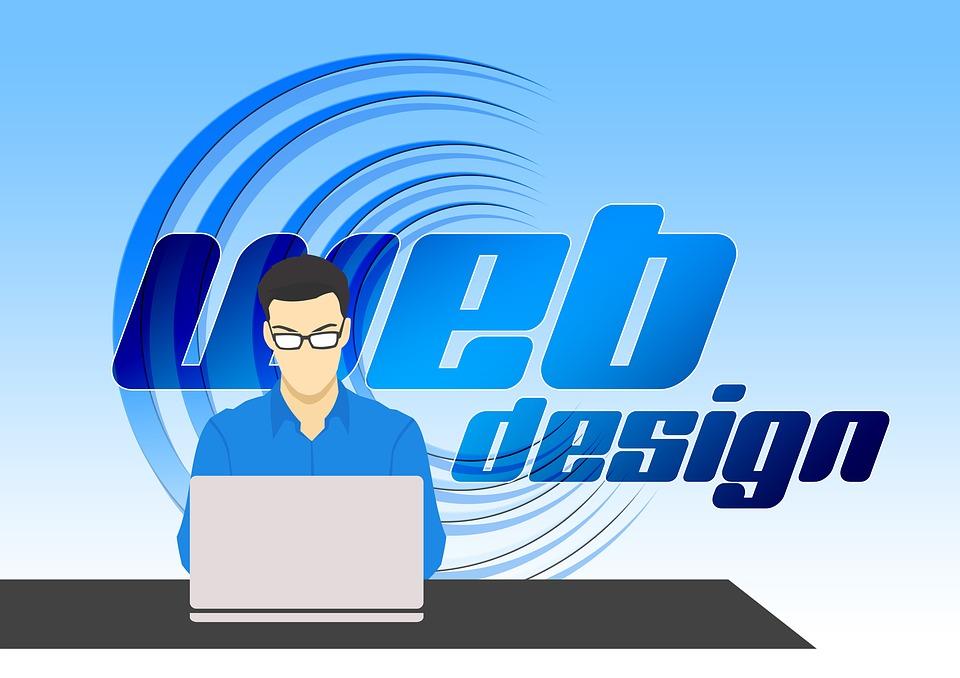 Jak se dělá webdesign