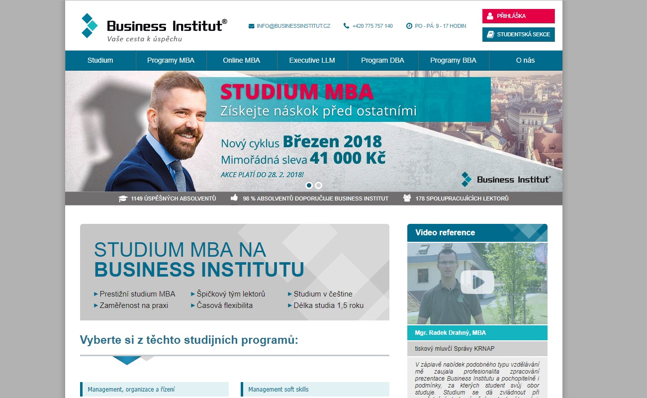 seo reference businessinstitut