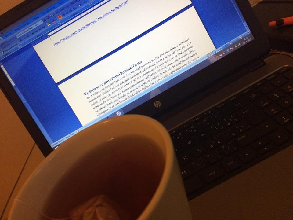 Jak psát firemní blog