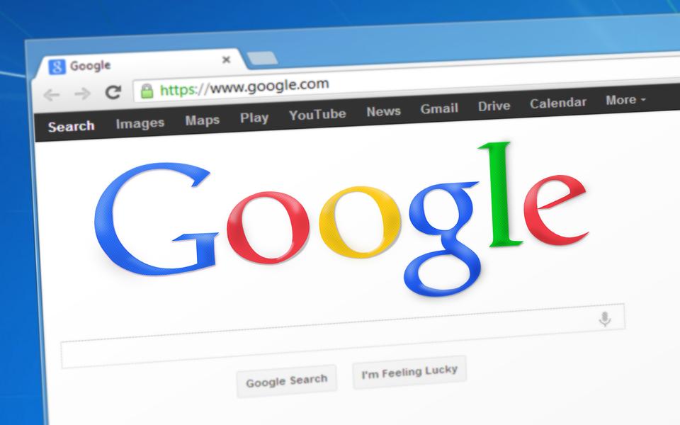 Pozice na Google vyhledávači