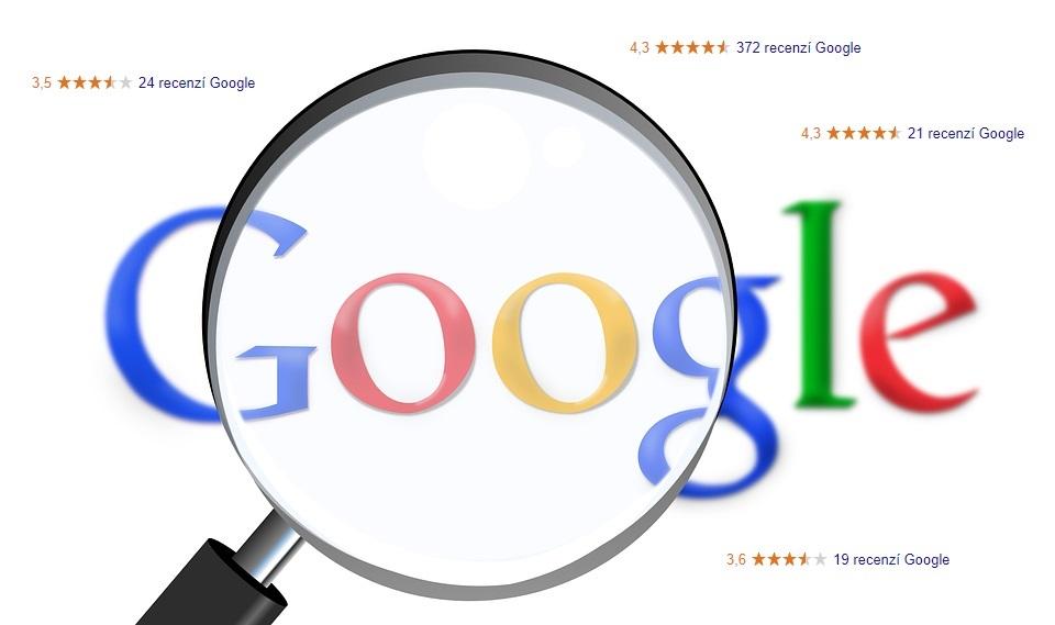 google recenze